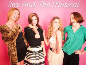 SEX AND THE MUSICAL Presented by For The Love of Parody Productions at Hollywood Fringe