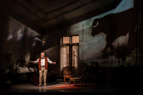 Stacy Keach Returns to the Stage in the Goodman's PAMPLONA