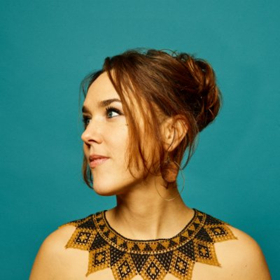 French Singer ZAZ Headlines Town Hall