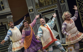 BWW Review: A FUNNY THING HAPPENED ON THE WAY TO THE FORUM Raises the Dead at Pittsburgh Public