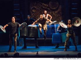 The International Percussion Sensation STOMP Returns To The McCallum Theatre
