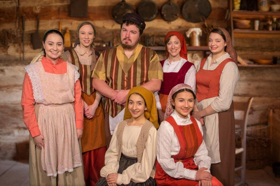 FIDDLER ON THE ROOF Comes to MCCC's Kelsey Theatre This March