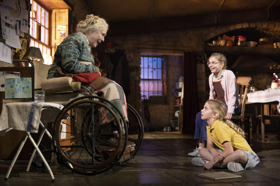 Blair Brown Departs THE FERRYMAN Due To Injury, Fionnula Flanagan Extends Engagement