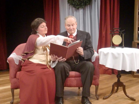 BWW Review: A CHILD'S CHRISTMAS IN WALES AND OTHER STORIES at Washington Stage Guild