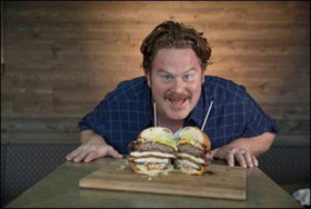 MAN V. FOOD Hosted By Casey Webb Returning to Travel Channel For Third Season