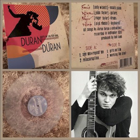 Cleopatra Records Releases Early Duran Duran GIRLS ON FILM Demo EP With Andy Wickett