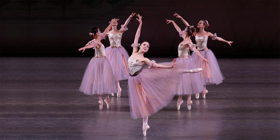 BWW Review: New York City Ballet - The Show Goes On for BRAHMS-SCHOENBERG QUARTET