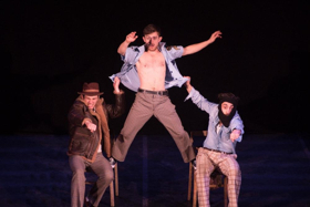 BWW Review: POLICE COPS at 59E59 Theaters for Zany Fun