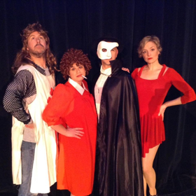 BroadHollow Theatre Company Presents FORBIDDEN BROADWAY'S GREATEST HITS