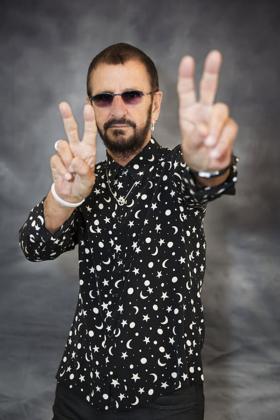 Ringo Starr Announces U.S. Leg for All Starr Band 2018 Tour