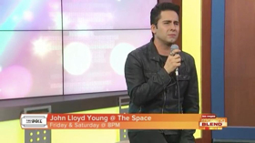 VIDEO: John Lloyd Young Talks Upcoming Vegas Show and Performs 'Unchained Melody'
