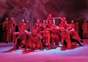 BWW Review: ORFEO & EURIDICE at OTSL Dazzles