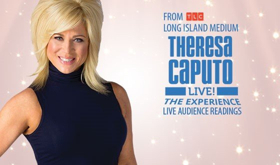 Theresa Caputo Live! The Experience is Coming To Ovens Auditorium