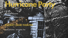 Booker Garrett, Sayra Player, and More Cast in THE HURRICANE PARTY