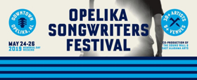 Opelika Songwriters Festival Announces Inaugural Event in Alabama