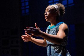 BWW Review: QUEENS GIRL IN AFRICA at Mosaic Theater Company