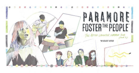 PARAMORE Announces AFTER LAUGHTER SUMMER TOUR (Tour 5) 2018 With FOSTER THE PEOPLE