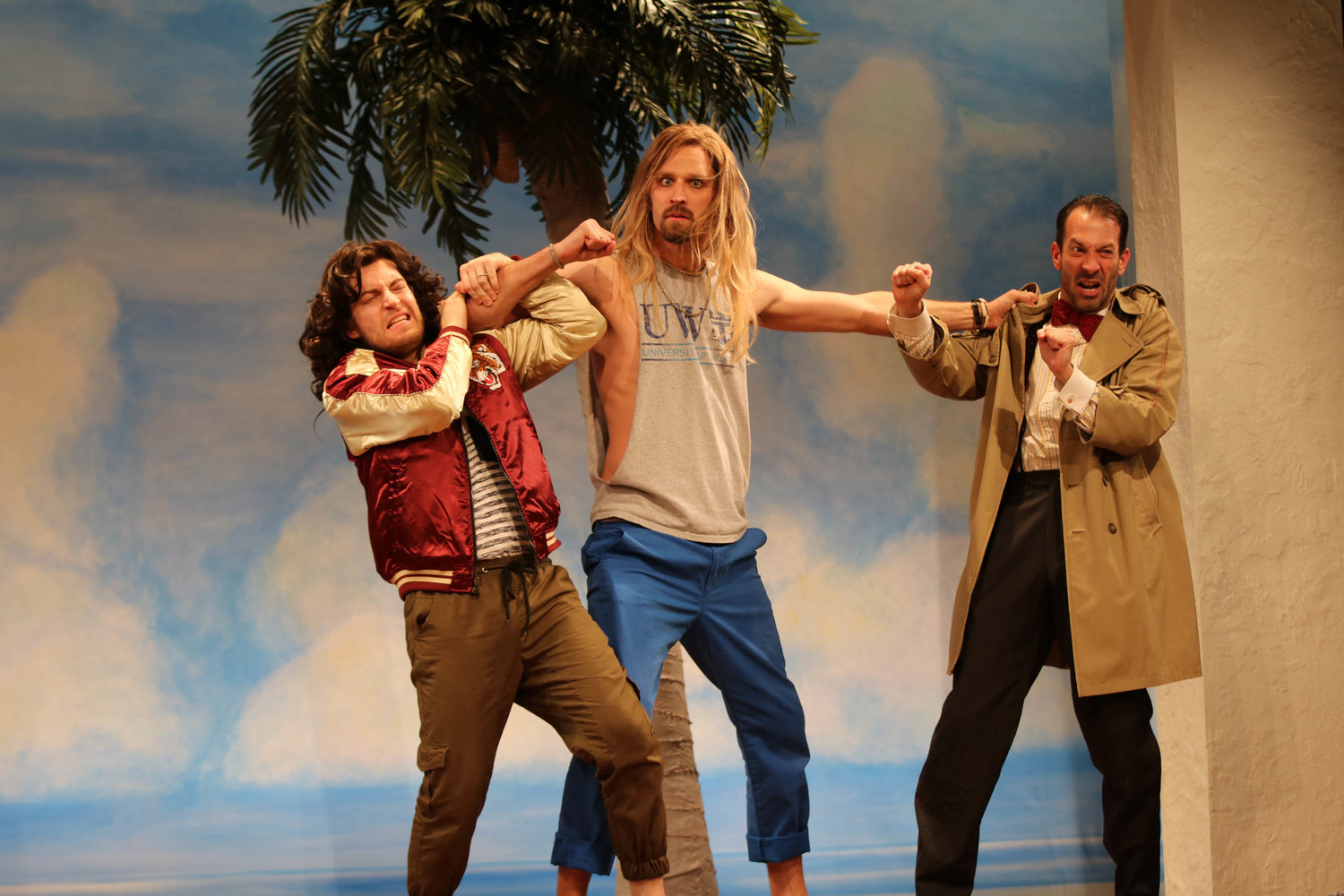 BWW Review: SCAPINO at Gulfshore Playhouse is Fresh and Fun!