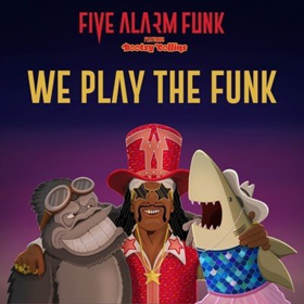 2018 juno nominees five alarm funk release we play the funk ft bootsy collins. Black Bedroom Furniture Sets. Home Design Ideas