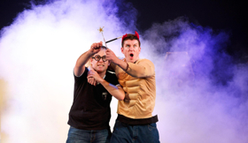 POTTED POTTER: THE UNAUTHORIZED HARRY EXPERIENCE Announces Las Vegas Debut