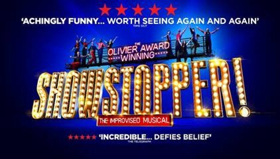 SHOWSTOPPER! THE IMPROVISED MUSICAL Will Have A Limited Run At London's The Other Palace
