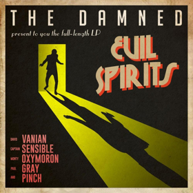 THE DAMNED Release Double A Side Singles From Upcoming Album EVIL SPIRITS
