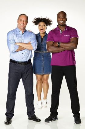 Olympic Gold Medalist Laurie Hernandez Co-Hosts AMERICAN NINJA WARRIOR JUNIOR, Series Premiere 10/13 on Universal Kids