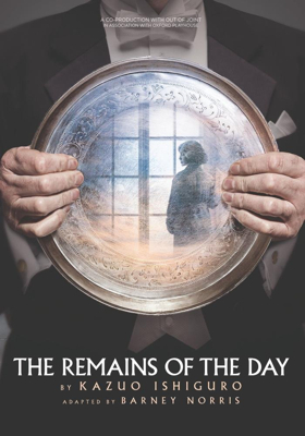 Kazuo Ishiguro's THE REMAINS OF THE DAY Announced As Part Of Royal & Derngate's Made In Northampton Season