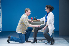 BWW Review: Theater J's ROZ AND RAY is in Critical Condition