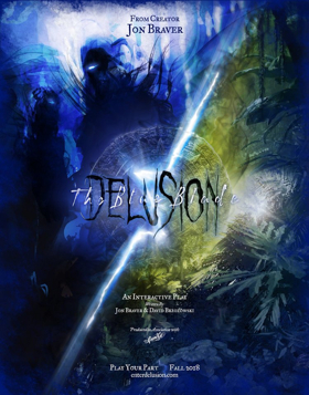 Review: DELUSION: THE BLUE BLADE Takes You Inside a Realistic Maze in Pursuit of an Iconic Weapon with Evil Tracking Your Every Move