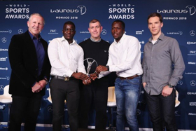 Active Communities Network Announced As Winner of Laureus Sport for Good Award