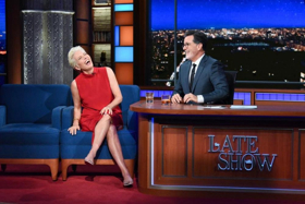THE LATE SHOW with STEPHEN COLBERT Returns From Summer Break to be Number One in Late Night