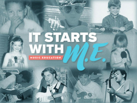 CMA Foundation Launches IT STARTS WITH M.E. Campaign