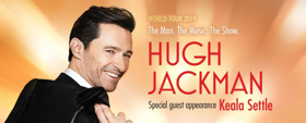 Three New Shows Announced for Hugh Jackman's 'The Man. The Music. The Show.'