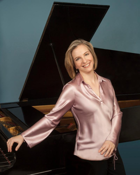 Gifted Pianist Orli Shaham Joins Eric Jacobsen And The Orlando Philharmonic To Celebrate Berstein And Dvorak's New World