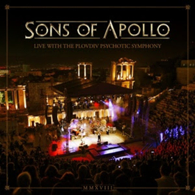 Sons Of Apollo Announce LIVE WITH THE PLOVDIV PSYCHOTIC SYMPHONY Release