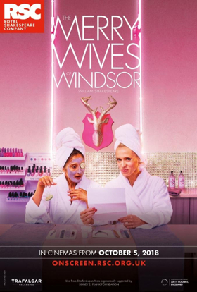 The Royal Shakespeare Company Presents THE MERRY WIVES OF WINDSOR