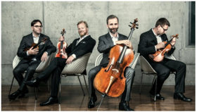 ASPECT Foundation For Music & Arts Presents Zemlinsky Quartet