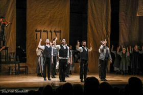 FIDDLER ON THE ROOF IN YIDDISH Begins Previews Tonight at Stage 42