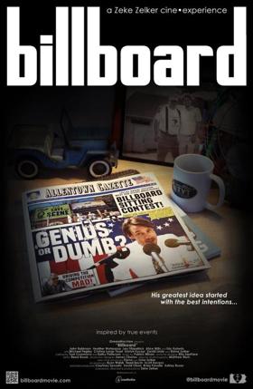 iDreamMachine & Paladin Announce Nationwide Theatrical Release of BILLBOARD