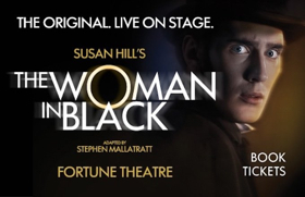 Flash Sale: Save Up To 53% On Tickets For THE WOMAN IN BLACK