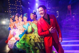 STRICTLY BALLROOM Will Dance Out of the West End October 27
