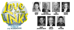 Casting announced for PG Wodehouse comedy at Salisbury Playhouse