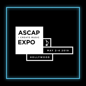 The ASCAP 'I Create Music' EXPO Set for May 2-4