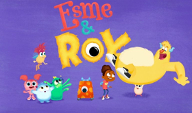 HBO to Premiere ESME & ROY from the Makers of SESAME STREET