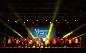 A Battle Of Styles And A Clash Of Colors! MURPHY'S CELTIC LEGACY Brings A Next-Generation Irish Dance Spectacular To The McCallum