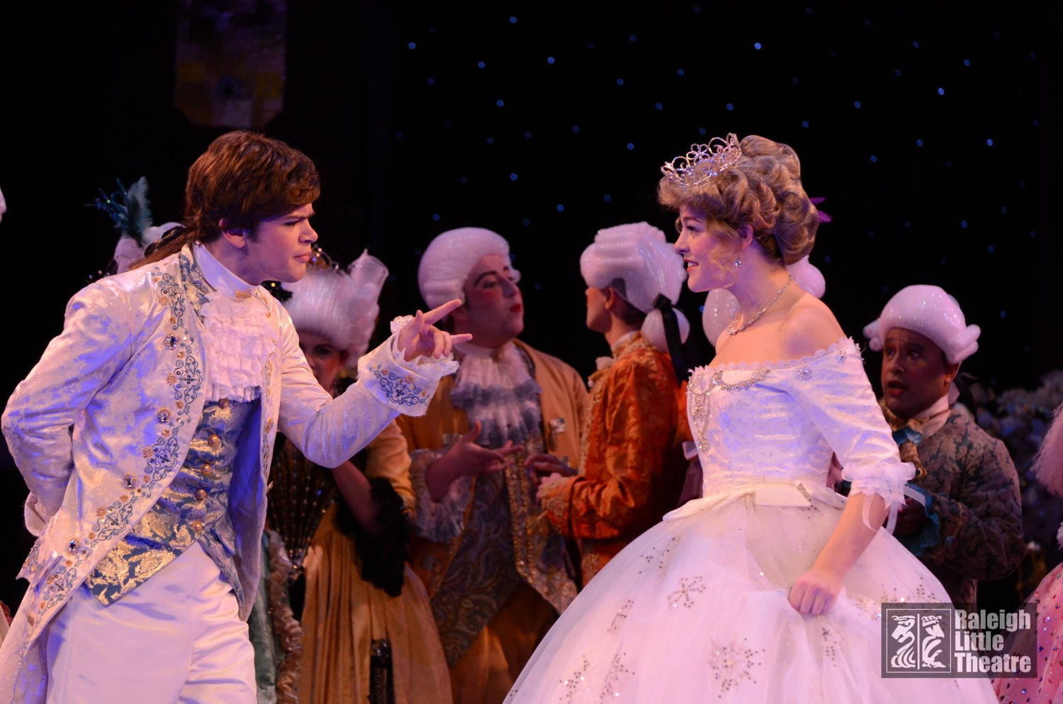 BWW Interview: Mike McGee And Lauren Knott of Raleigh Little Theatre's CINDERELLA Talk Holiday Tradition and the Importance of Family Productions