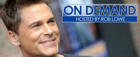 Rob Lowe Will Investigate the Ins and Outs of Hip Replacement Surgery in ON DEMAND Hosted By Rob Lowe