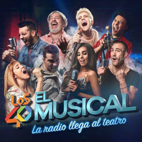LOS 40 EL MUSICAL estrenó su CD oficial México
