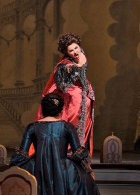 BWW Review: Fireworks from Met's New ADRIANA LECOUVREUR with Netrebko for New Year's Eve